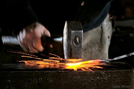 Технология изготовления кованых Австрийских кос
