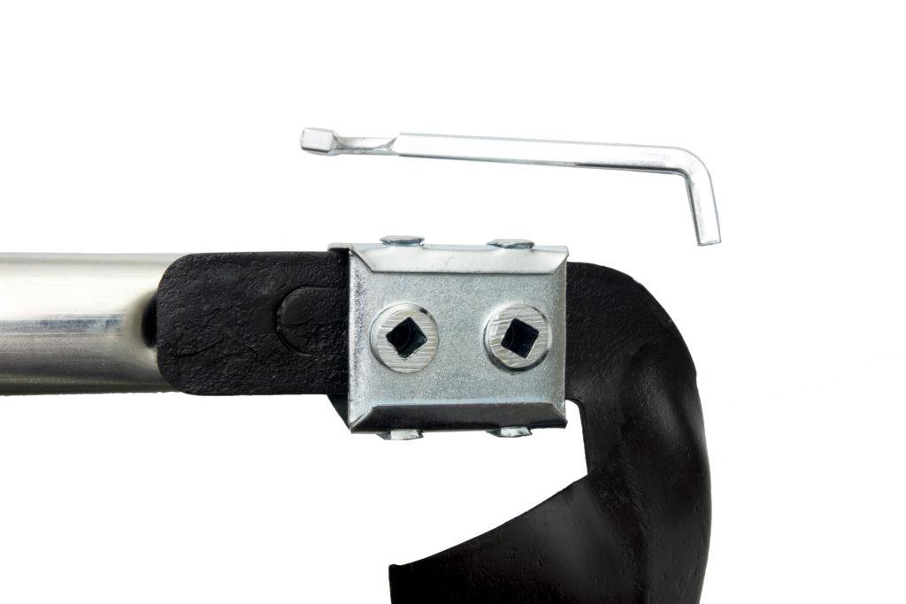 Металлическая рукоять Fux
