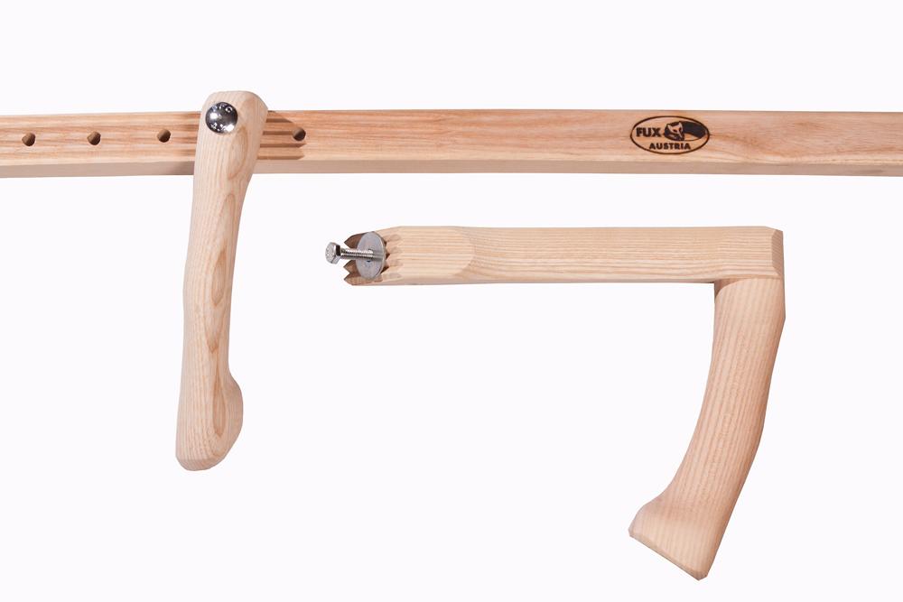 Деревянная рукоять FUX